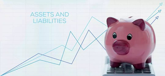 Differences between Assets and liabilities