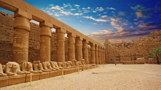 facts about pyramids of Egypt