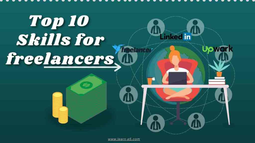 Top 10 Skills for Freelancers