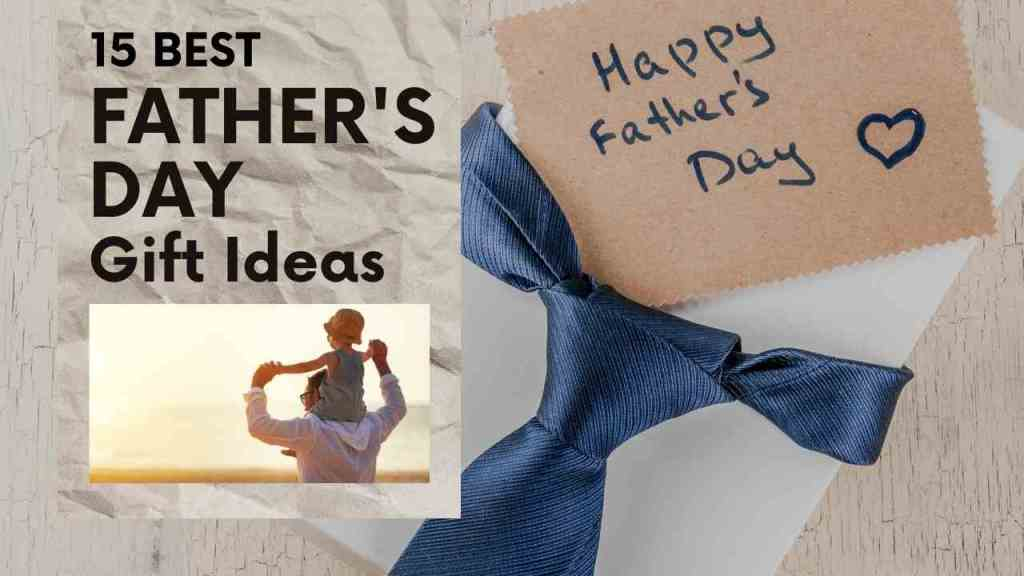 father's day gift ideas in lockdown