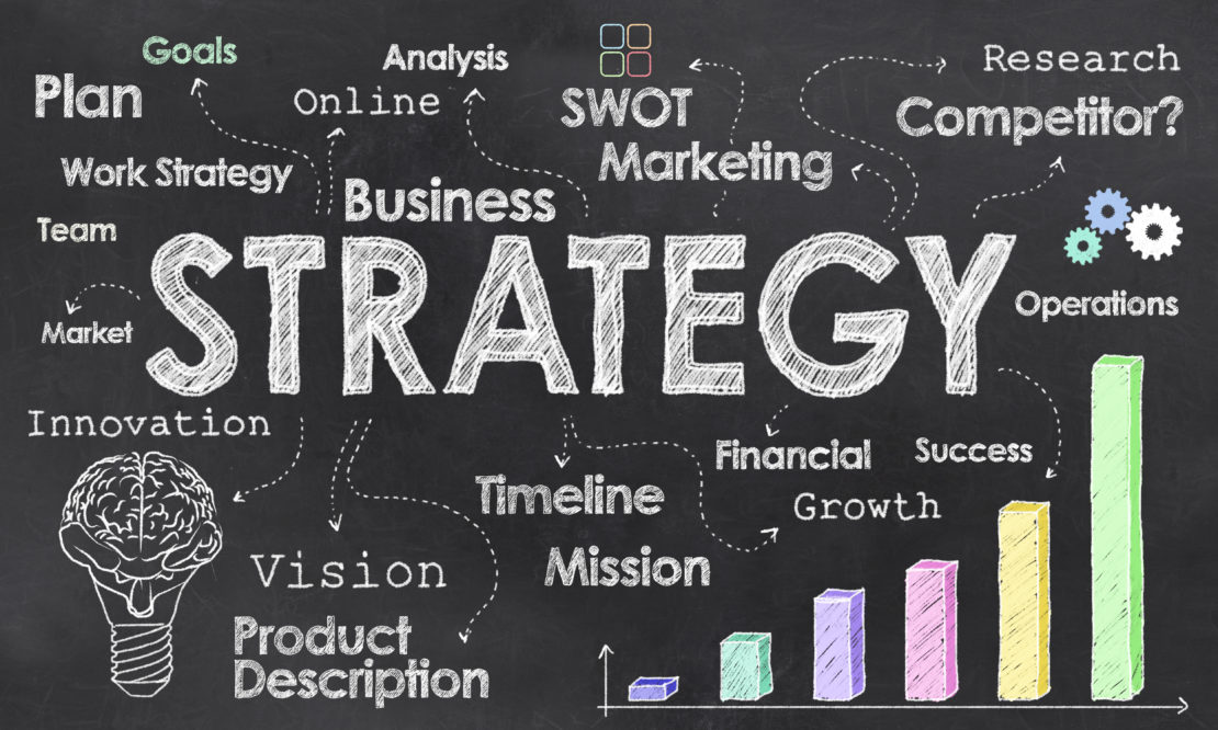 Strategic thinking in business