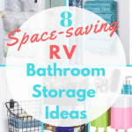27 Simple Rv Bathroom Storage Ideas And Rv Bathroom Organization Ideas Updated Improved Learn Along With Me