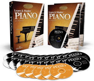 Order learn & master homeschool piano course.