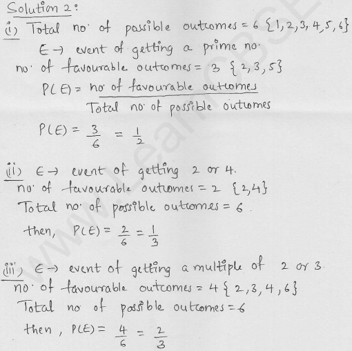 RD-Sharma-Solutions-For-Class-10th-Maths-Chapter-13-Probability-Ex-13.1-Q-2