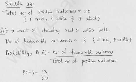 RD-Sharma-Solutions-For-Class-10th-Maths-Chapter-13-Probability-Ex-13.1-Q-34