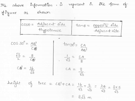 RD-Sharma-class 10-maths-Solutions-chapter 12 - Applications of Trigonometry -Exercise 12.1 -Question-19_1