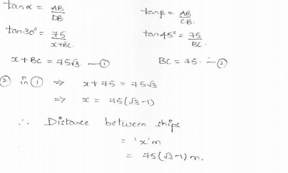RD-Sharma-class 10-maths-Solutions-chapter 12 - Applications of Trigonometry -Exercise 12.1 -Question-29_1