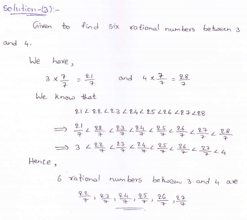 RD Sharma Class 9 Solutions Number Systems - Learn CBSE