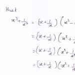 RD Sharma class 9 maths Solutions chapter 3 Rationalisation Exercise 3.2 Question 7_1