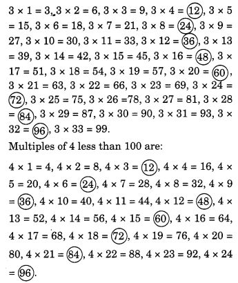 NCERT Solutions For Class 6 Maths Playing With Numbers