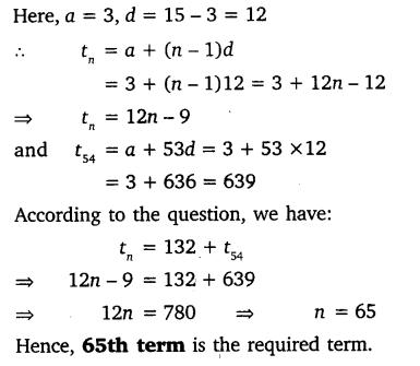 Arithmetic Progression Class 10 NCERT Solutions Pdf Ex 5.2 Q11