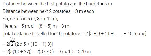 Ch 5 Maths Class 10 NCERT Solutions Arithmetic Progression Ex 5.3 Q20