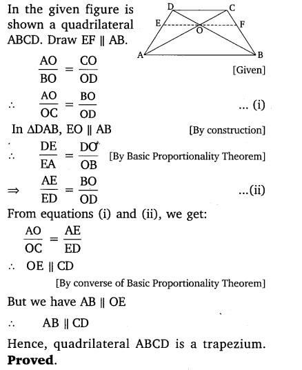 Ch 6 Maths Class 10 Ex 6.2 NCERT Solutions PDF Q10