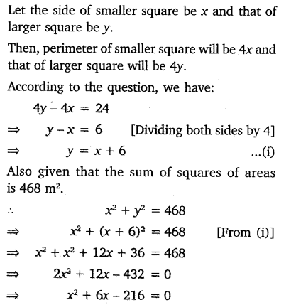 Chapter 4 Maths Class 10 NCERT Solutions Exercise 4.3 PDF Q11