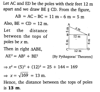 Chapter 6 Maths Class 10 Ex 6.5 NCERT Solutions PDF Q12