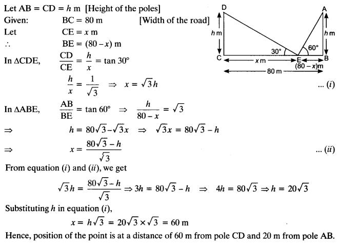 Class 10 Maths Chapter 9 NCERT Solutions Ex 9.1 pdf Q10