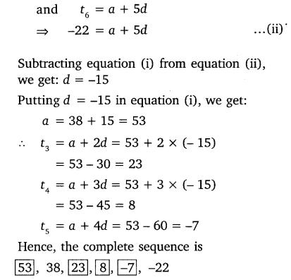 Ex 5.2 Class 10 Maths NCERT Solutions Arithmetic Progression Q3.2