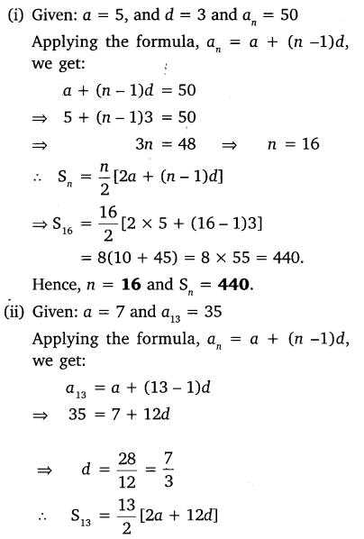 Ex 5.3 Class 10 Maths NCERT Solutions Arithmetic Progression Q3