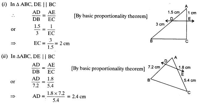 Ex 6.2 Class 10 Maths NCERT Solutions PDF Q1