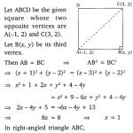 Ex 7.1 Class 10 Maths NCERT Solutions Ch 7 Coordinate Geometry PDF Q4