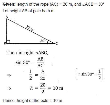 Ex 9.1 Class 10 Maths NCERT Solutions PDF Q1
