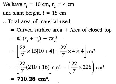 Exercise 13.4 Class 10 Maths NCERT Solutions PDF Q3