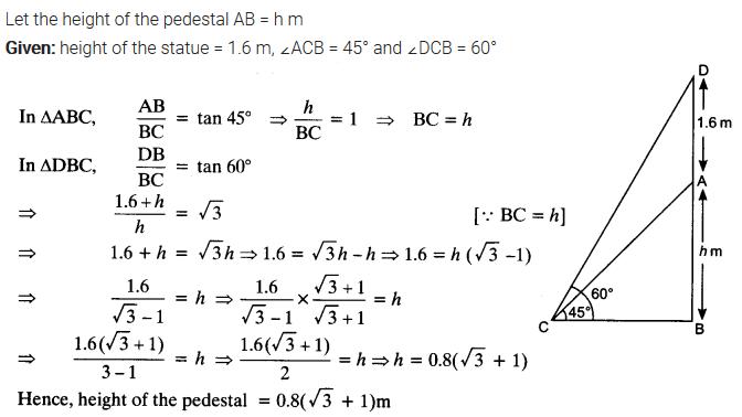Exercise 9.1 Class 10 Maths NCERT Solutions pdf Q8