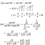 NCERT Solutions for Class 10 Maths Chapter 8 Trigonometry Exercise 8.2 Free PDF Download Q1