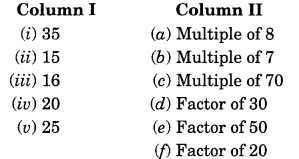 NCERT Solutions for Class 6 Maths Chapter 3 Playing With Numbers