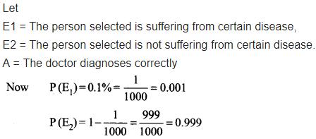Class 12 Maths NCERT Solutions Chapter 13 Probability Ex 13.3 Q 5