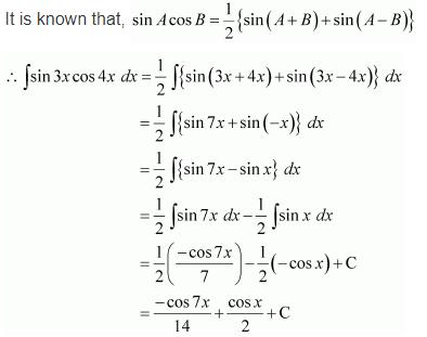 Ex 7.3 Class 12 Maths NCERT Solutions Q 2