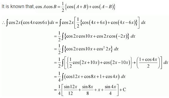Ex 7.3 Class 12 Maths NCERT Solutions Q 3