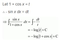 Integration Solutions class 12 Maths Chapter 7 Ex 7.2 Q 30