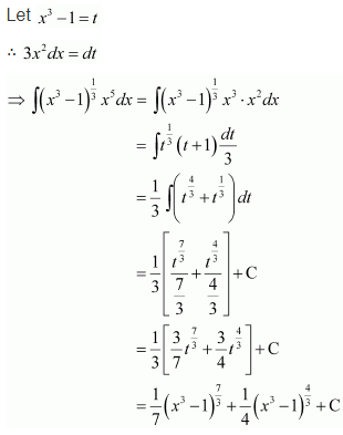 ncert class 12 maths solutions Integrals Ex 7.2 Q 12