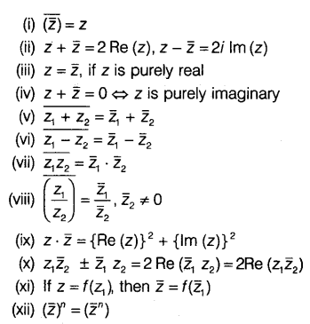 Complex Numbers and Quadratic Equations Class 11 Notes Maths Chapter 5