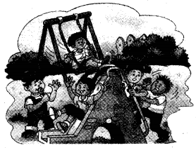 NCERT Solutions for Class 5 English Unit 8 Chapter 2 The Little Bully 3
