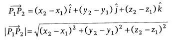 Vector Algebra Class 12 Notes Maths Chapter 10