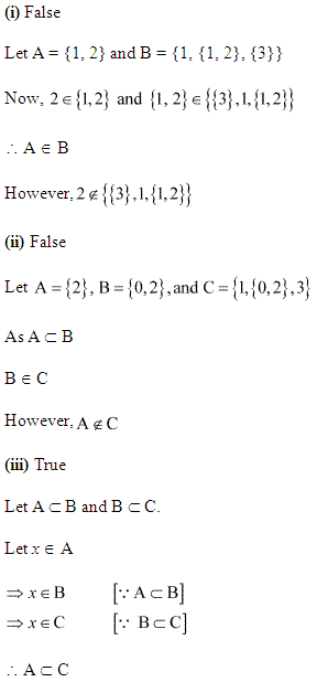 NCERT Solutions for Class 11 Maths Chapter 1 Miscellaneous Ex Q 2