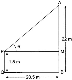 Some Applications of Trigonometry Q 2 i