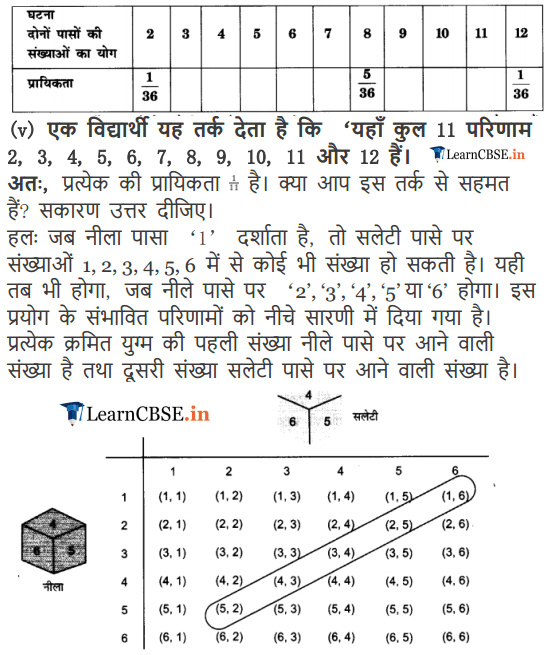 Class 10 Maths Chapter 15 Exercise 15.1 in Hindi medium