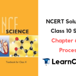 NCERT Solutions for Class 10 Science Chapter 6 Life Processes