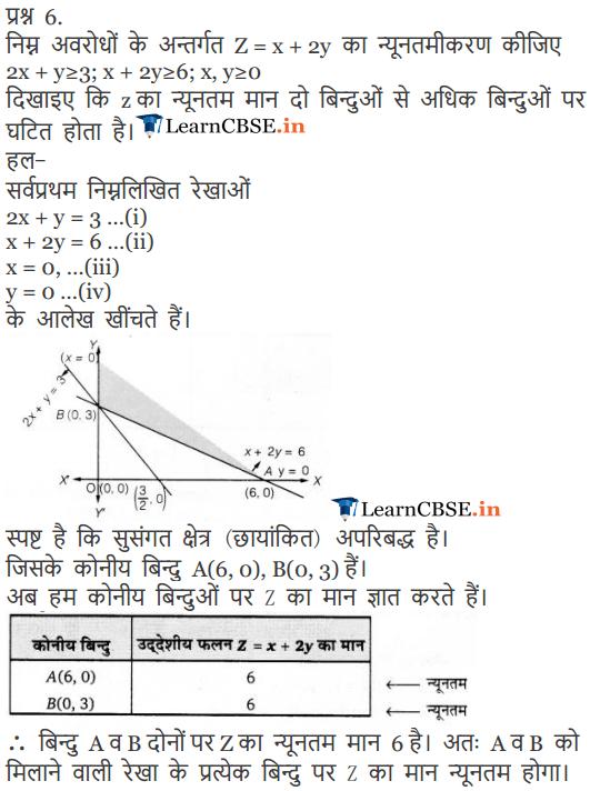 Class 12 Maths Exercise 12.1 in Hindi medium