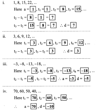 Maharashtra Board Class 10 Maths Solutions Chapter 3 Arithmetic Progression Practice Set 3.2 2