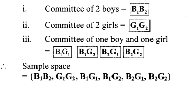 Maharashtra Board Class 10 Maths Solutions Chapter 5 Probability Practice Set 5.2 3