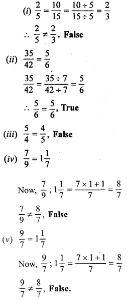 Selina Concise Mathematics Class 6 ICSE Solutions Chapter 14 Fractions Ex 14B 10