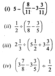 Selina Concise Mathematics Class 6 ICSE Solutions Chapter 14 Fractions Ex 14D Q4