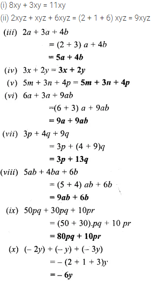 Selina Concise Mathematics Class 6 ICSE Solutions Chapter 19 Fundamental Operations Ex 19A 3
