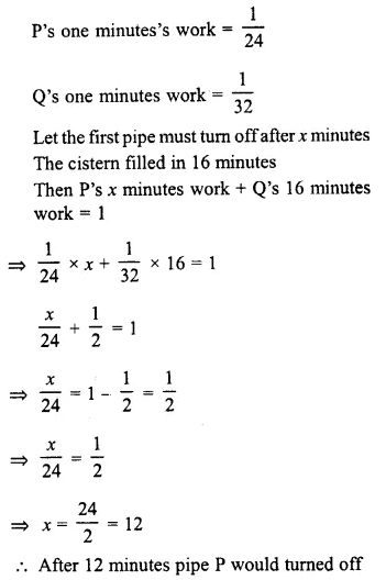 Selina Concise Mathematics Class 8 ICSE Solutions Chapter 10 Direct and Inverse Variations Ex 10E 65