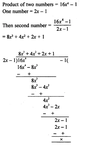 Selina Concise Mathematics Class 8 ICSE Solutions Chapter 11 Algebraic Expressions (Including Operations on Algebraic Expressions) Ex 11D 57