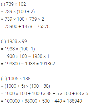 ML Aggarwal Class 6 Solutions for ICSE Maths Chapter 2 Whole Numbers Ex 2.2 7